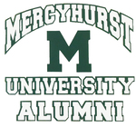 Decal - Mercyhurst M University ALUMNI