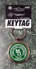 Key Chain - DAD Circle Design