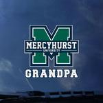 Decal - Mercyhurst GRANDPA