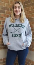 Hoodie - Hockey Stick Logo