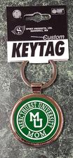 Key Chain - MOM Circle Design