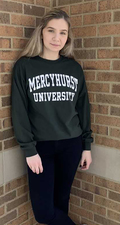 Long Sleeve T - MU Arched