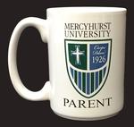 MUG - Parent Mercyhurst Shield Logo 15 oz.