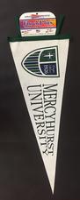 Pennant - Mercyhurst University Shield
