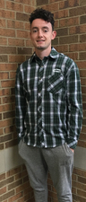 Flannel Shirt - Men's Green/White Plaid