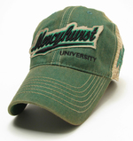 Hat - MU Trucker w/MU Shamrock on Side