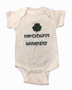 Youth - Bodysuit Mercyhurst Shamrock