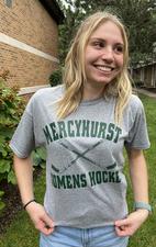 Womens Hockey T-Shirt - Oxford