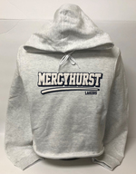 Hoodie - Cropped Puff Ink Mercyhurst Lakers