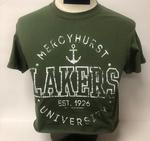 T-shirt - Mercyhurst Anchor LAKERS