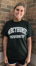 Mercyhurst T-Shirt - University Arched