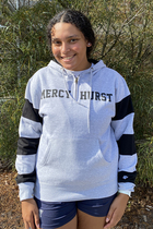 Hoodie - Mercyhurst Rugby Hood