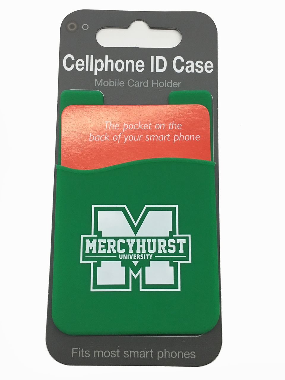 Smart Wallet Mobile Card Holder Mercyhurst University Bookstore